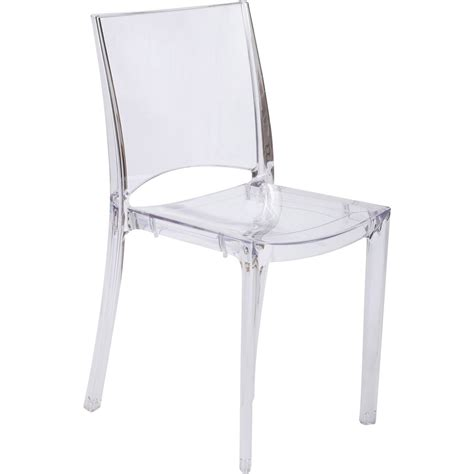 chaises plexi chaise design plexi transparent 17 images chaise de