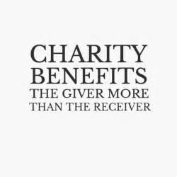 charity quotes quotesgram