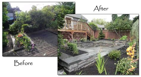 landscaping before and after do i need a landscape design sublime garden design landscape design landscape
