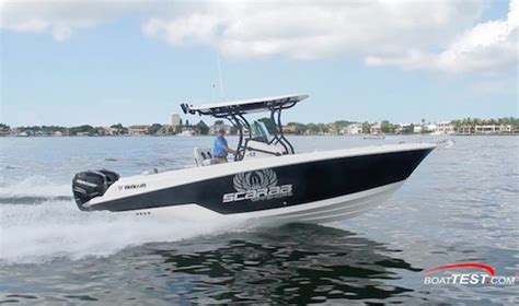 Scarab Boats Specs by Wellcraft 262 Fisherman 2017 2017 Reviews Performance