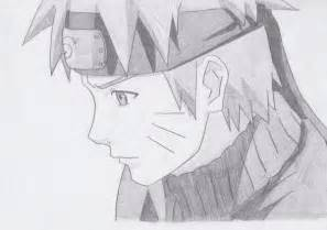 Naruto Uzumaki Drawing
