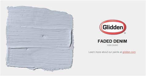faded denim paint color glidden paint colors