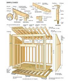 shed layout plans diy wood design plans for equipment shed