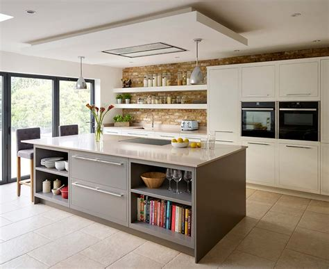 Painting Ideas For Kitchens - ten tips for creating an open plan kitchen diner property price advice