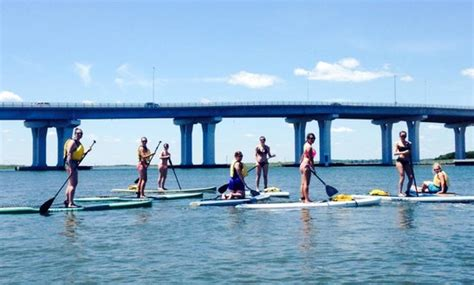 Paddle Boat Rentals New Jersey by Stand Up Paddleboard Rental In Surf City Getmyboat