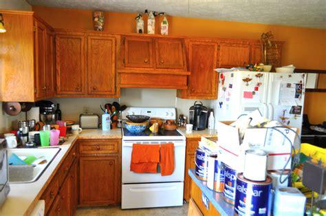 shot   kitchen   started renovating