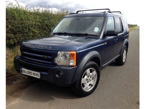 2006/55 Land Rover Discovery 3 2.7 Tdv6 High Spec **rare 6