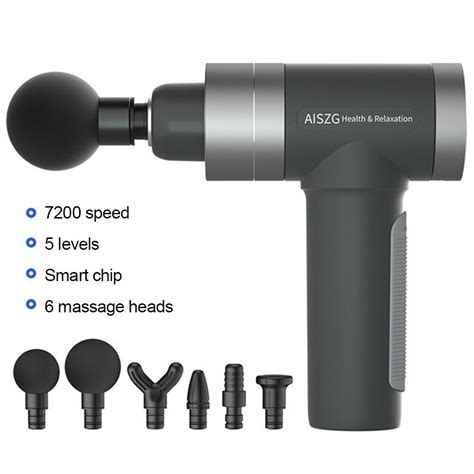 Muscle Massage Gun Handheld Percussion Massagers for Neck