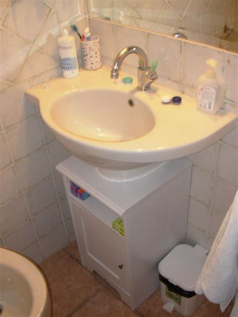 ikea sink cabinet hack aspelund bedside table into sink cabinet ikea hackers