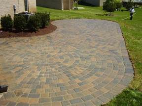 brick paver patio patio lerve pinterest