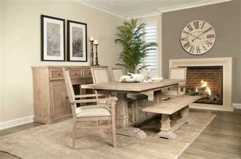mesas de comedor modernas de madera maciza mas de
