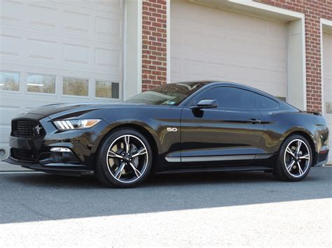 Mustang Gt 2017 by 2017 Ford Mustang Gt Premium California Special Stock