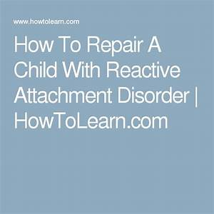 The 25+ best Attachment theory ideas on Pinterest   What ...