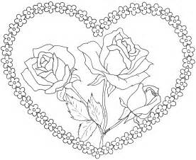 HD wallpapers coloriage st valentin a imprimer
