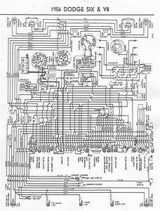 I Am Looking For The Wiring Diagram For A 1956 Dodge Truck  Six Cylinder  6 Volt  Original