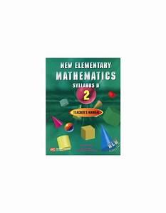 Singapore Math Grade 8 Teach  Manual  Level 2