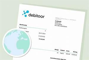 Rechnung Ausland Umsatzsteuer : wie rechnungen au erhalb der eu stellen debitoor rechnungsprogramm ~ Themetempest.com Abrechnung