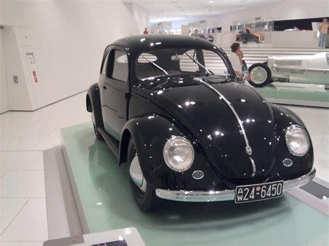 porsche volkswagen beetle porsche museum stuttgart germany