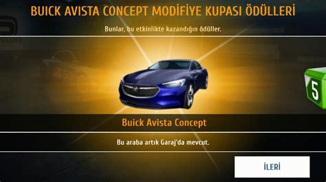 asphalt  test buick avista concept  rx  romeo