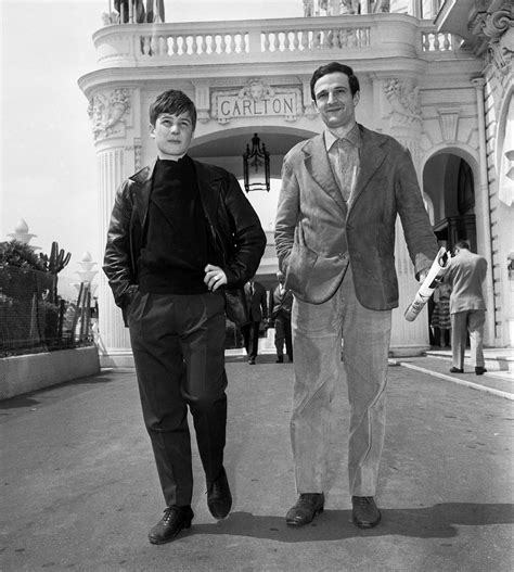 jean gabin altezza jean pierre leaud and fran 231 ois truffaut jean pierre