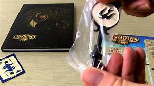 Bioshock Infinite Limited Edition Strategy Guide Unboxing