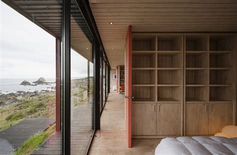remote house remote house a small prefab home set on the coast of chile