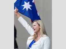 AntiIslam Rise Up Australia deputy leader Rosalie