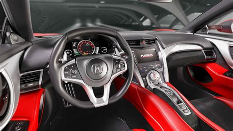 Acura Nsx, Ford Gt, And The Other Top Tech Cars Of The
