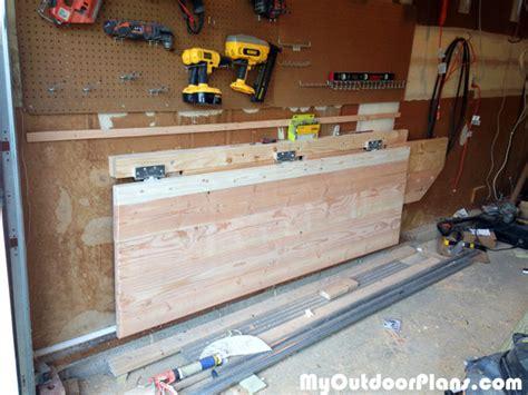 diy folding workbench myoutdoorplans  woodworking