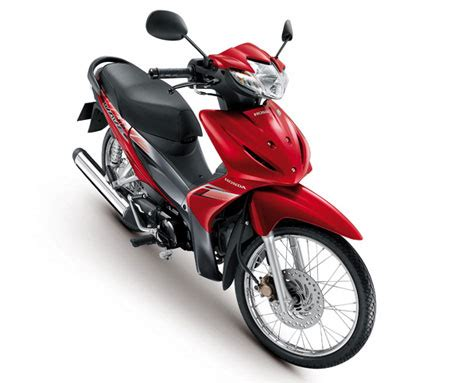 new honda wave 110i with pgm fi launched in thailand