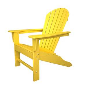 Polywood Adirondack Chairs Polywood South Adirondack Chair