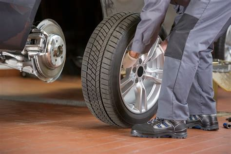 Fisher Service Provides New Tires To Broomfield