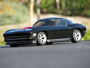 1967 Chevrolet Corvette Stingray Custom Painted RC Touring ...