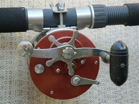grouper reel rod
