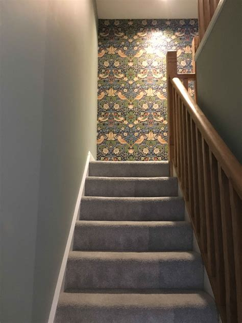 Why get a painted or wallpapered feature wall ...