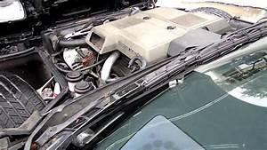 1984 Corvette 350 Crossfire Revving Engine Automatic Black
