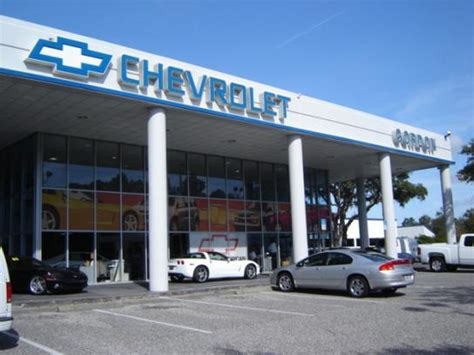 Gordon Chevrolet Orange Park Car Dealership In Orange