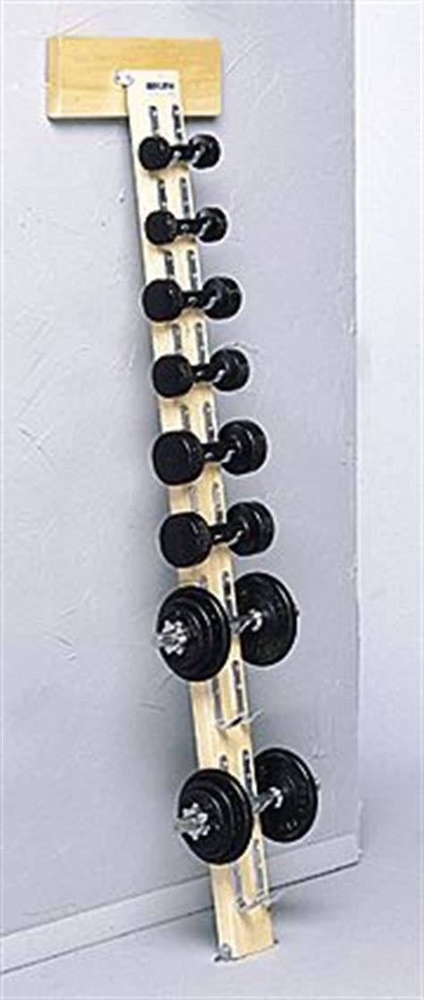 wall mounted weight rack best 20 dumbbell rack ideas on diy dumbbell 47412