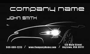 automotive repair orders templates automotive and car shop business cards