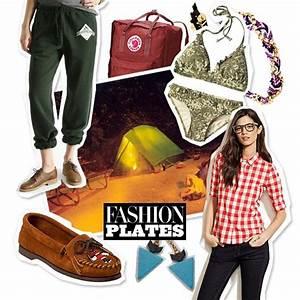 FASHION plates: Summer camp style - FASHION Magazine