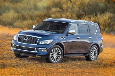 Suv For Sale by 2017 Infiniti Qx80 Suv Pricing For Sale Edmunds