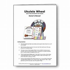 Ukulele Wheel - Users Guide To The Galaxy