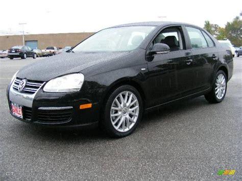 Volkswagen Jetta Black by 2008 Black Volkswagen Jetta Wolfsburg Edition Sedan
