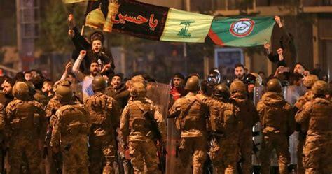 hezbollah  amal change tactics  ratchet  violence