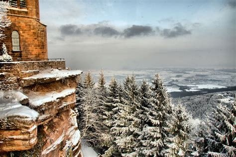 panoramio photo of mont st odile alsace