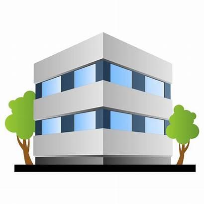 Building Office Corporate Clipart Cliparts Vectors Clipartix