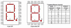 7 Segment Display Interface With Pic Microcontroller
