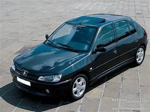 Peugeot 306 1 4    Katalog Automobil U016f