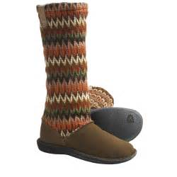 womens knitted boots uk keen auburn boots suede sweater knit shaft for save 80