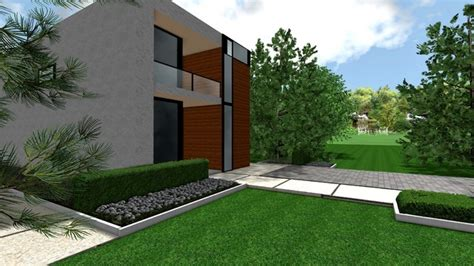 modern front yard contemporary modern front yard modern landscape toronto by green apple landscaping